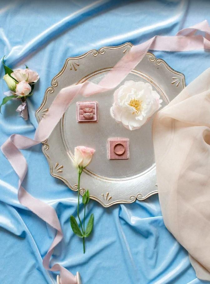 Свадебное утро декор
