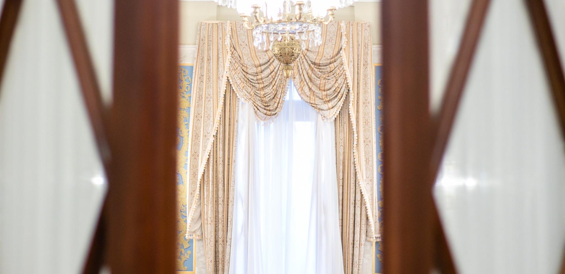 Декор свадьбы в Морозовке