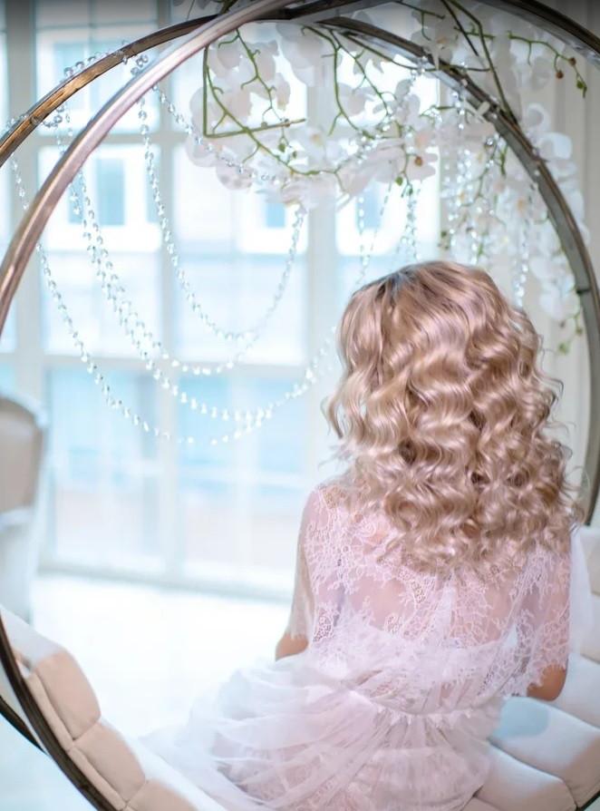 Украшение утра невесты