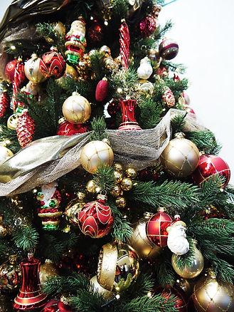 Украшение новогодних ёлок, оформление новогодних ёлок, украсить новогоднюю ёлку