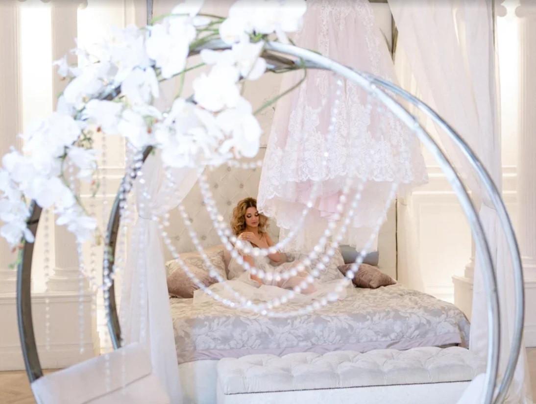 Утро невесты сборы