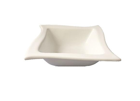 Taza Crema de Diseño Material Porcelana Línea Visión