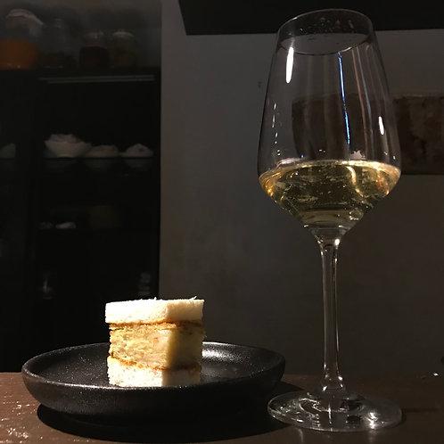 Menù Degustazione Stagionale + abbinamento vini