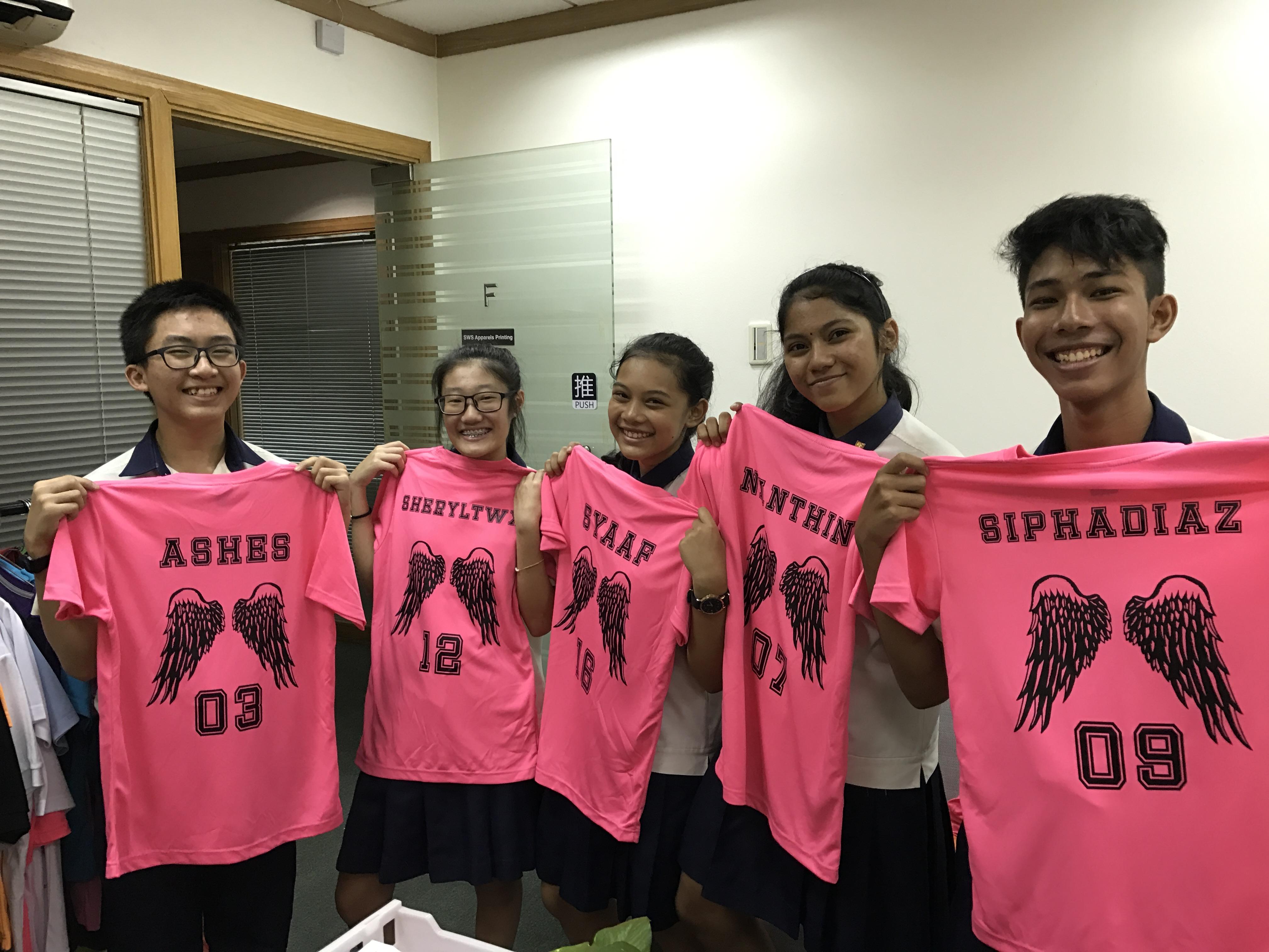Class T Shirt Printing T Shirt Printing Singapore Singapore