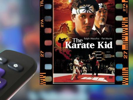 MF 341 : Summer movie series: The Karate Kid (1984)