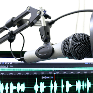 MF 265 : Getting started with podcast equipment and software