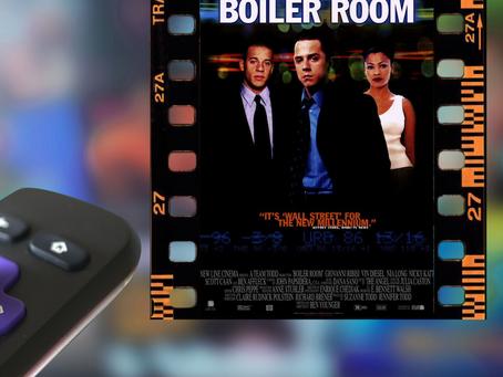 MF 349 : Summer movie series: Boiler Room (2000)