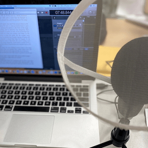 MF 279 : Moving forward with recording audiobooks and Poshmark listings