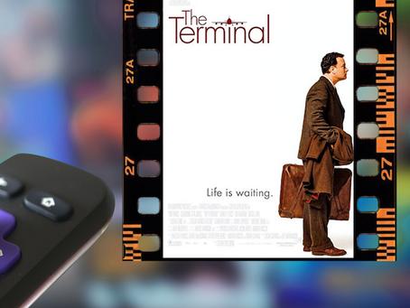 MF 345 : Summer movie series: The Terminal (2004)