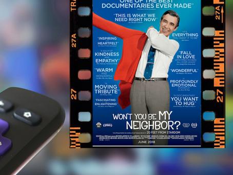 MF 343 : Summer movie series: Won't You Be My Neighbor (2018)