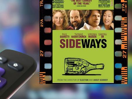 MF 352 : Summer movie series : Sideways (2004)