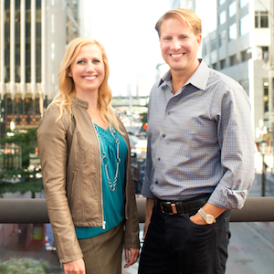 MF 079 : Jennifer Rock and Michael Voss (Authors of 'B.S., Incorporated') on The Power o