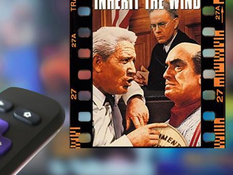MF 346 : Summer movie series: Inherit the Wind (1960)