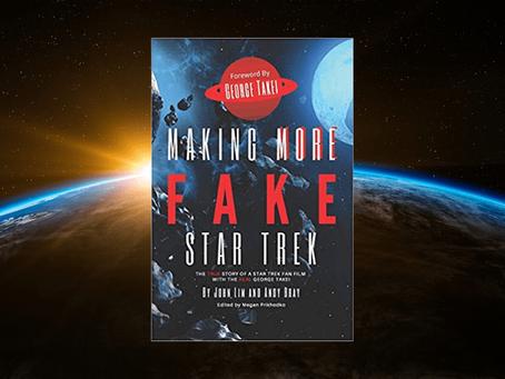UPDATE on Making More Fake Star Trek