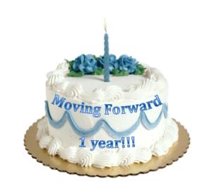 Birthday Moving Forward