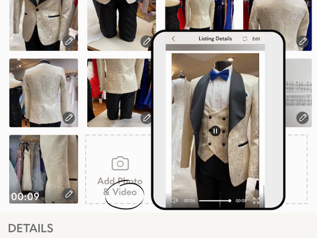 MF 330 : A look at the new video listings feature on Poshmark