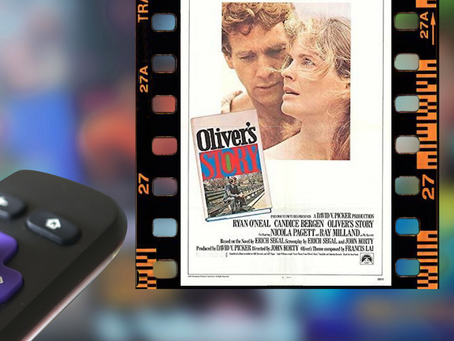 MF 347 : Summer movie series: Oliver's Story (1978)