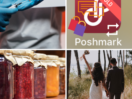 MF 333 : Random musings on vaccines, Poshmark, PB&J, and Married at First Sight