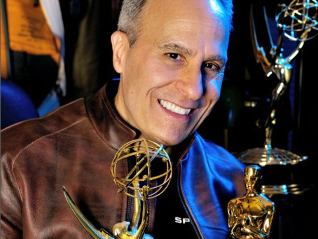 MF 050.3 : Academy Award™ and Two Time Emmy Award™ Winning Artist, Doug Drexler, on Being the &#8220