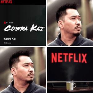MF 305 : Peter Veunnasack on moving forward with Cobra Kai on Netflix (part 3 of 3)