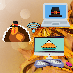 MF 317 : Tips for a virtual Thanksgiving or Friendsgiving