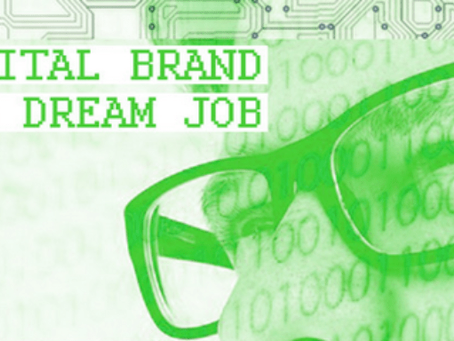 Digital Brand to Dream Job Blog Series