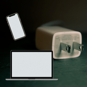 MF 277 : Unplugging from my phone and computer