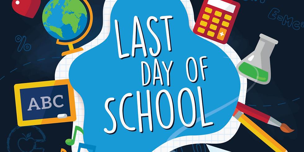 Early Release - Last Day of School