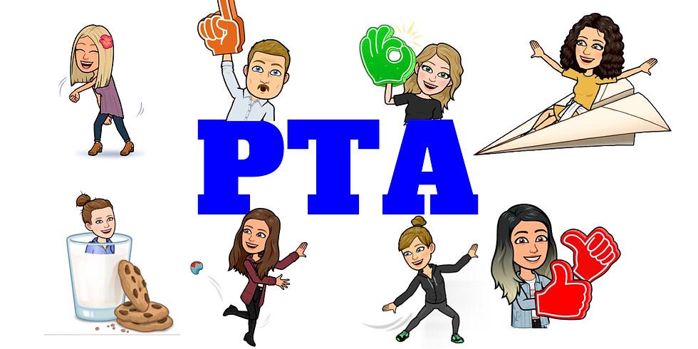 PTA Kick-off 2019 Event - Speaker Kim Root, HVS Executive Director of Communications