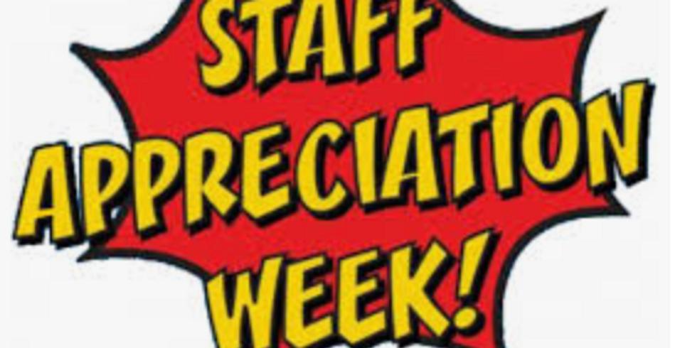 COE Staff Appreciation Week