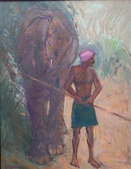 The Mahout Sri Lanka