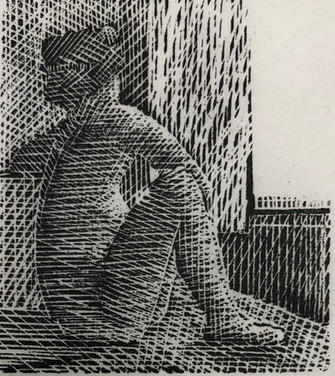 Figure Seated by a Window