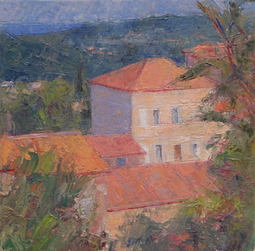Roofs, Cote d'Azur