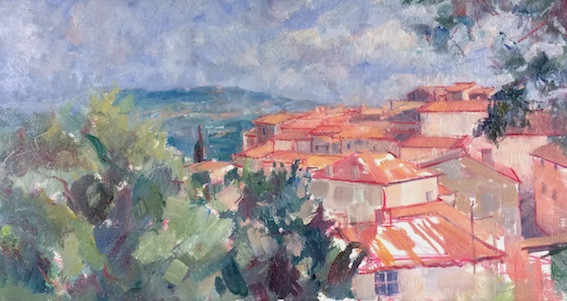 Roofs. SOLD