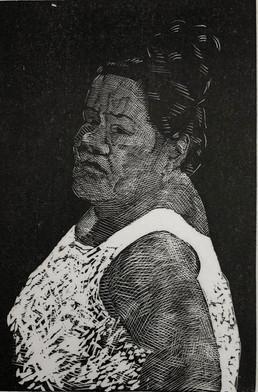 Tahitian Woman 1984
