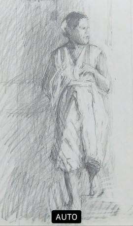 Tahitian Figure 1985
