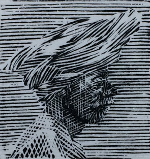 Rajsthani Head Lined