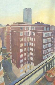 Marsham St View 1978