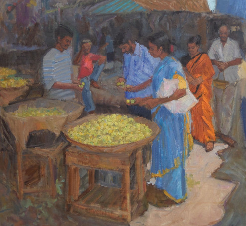 The Lime Stall, Mysore