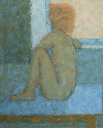 Model in Evening Light 1999