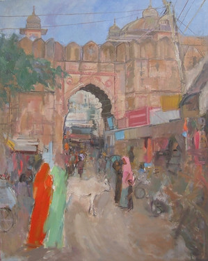 Gateway, Bundi, Rajasthan