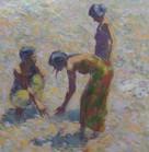 Bathers, Sri Lanka