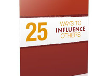 Influencing Others Training