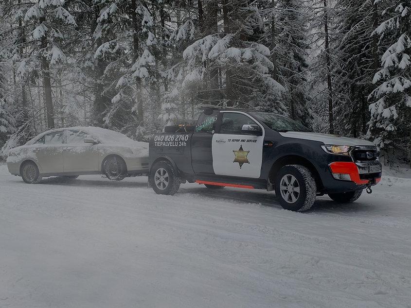 Hinaus- ja tiepalvelu Jyväskylä Keski-Suomi