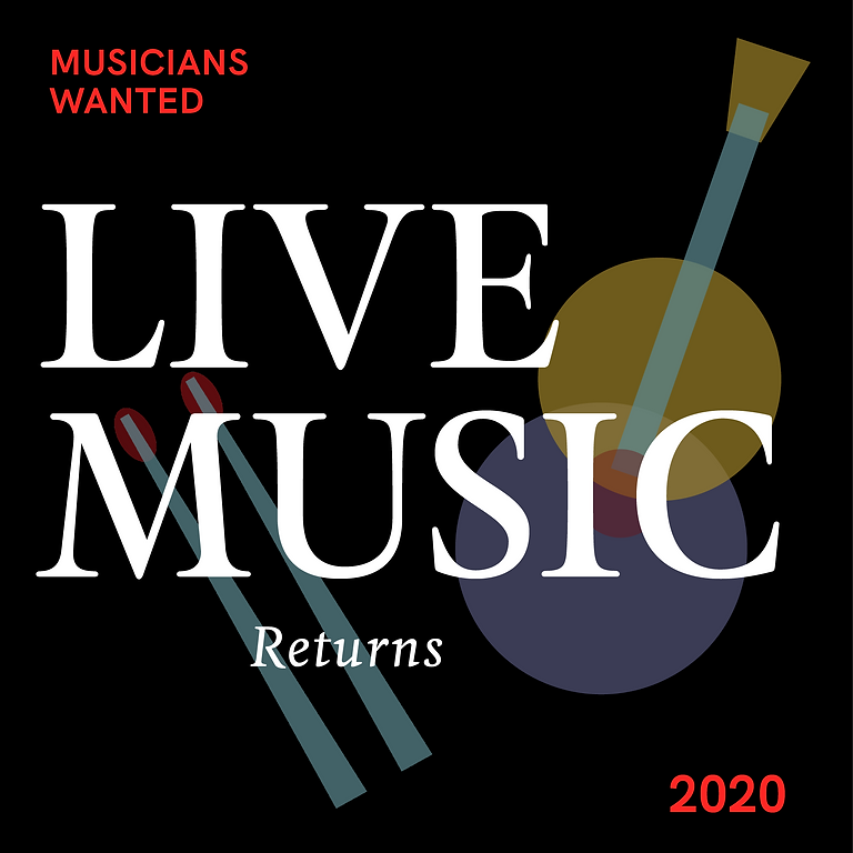 Live Music **Coming Soon