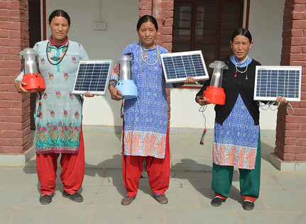 Empowering Women & Driving Sustainability