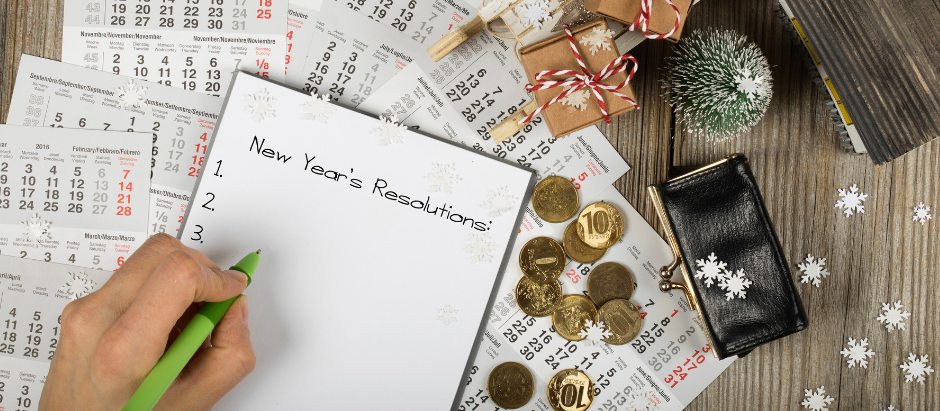 Three New Year Resolutions for Your Home