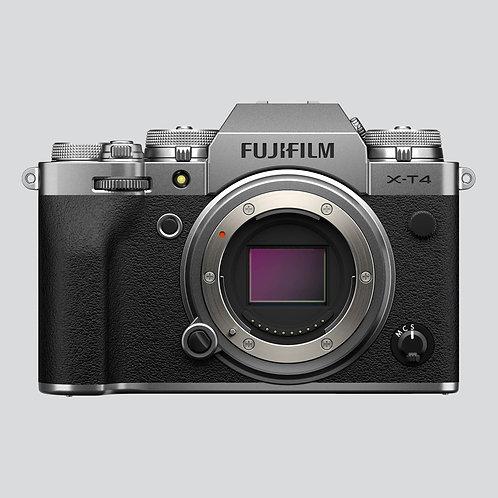 Fotoaparat: FUJIFILM X-T4 (body)