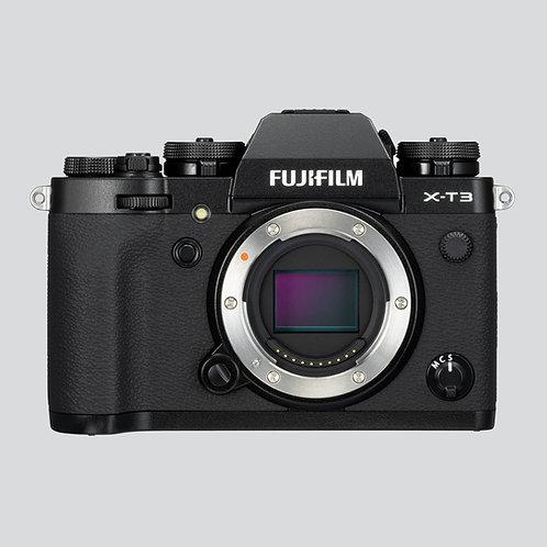 Fotoaparat: FUJIFILM X-T3 (body)