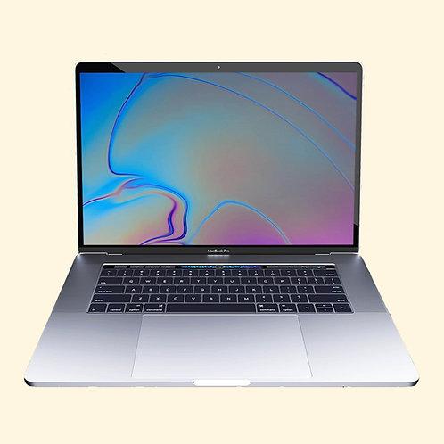 Prenosnik: Macbook Pro 15 2019 (rabljeno - še v garanciji)